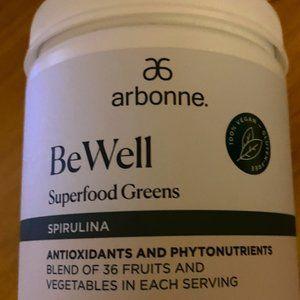 Arbonne BeWell Superfood Greens-NIB 🥒🥦